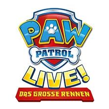 PAW Patrol Live! Das große Rennen