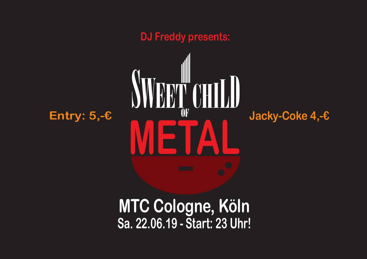 Sweet Child Of Metal
