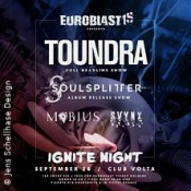 Euroblast Ignite Night / Toundra