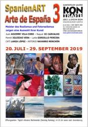 SpanienART 3 - Arte de España 3