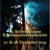 Kunsthandwerkermarkt Schwemlingen 2019