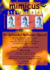 mimicus, die Kinderliedermacher: Dunkelmunkel Halloween Special