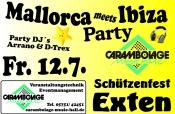 Mallorca meets Ibiza Party