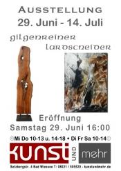 Vernissage - Skulptur und Malerei