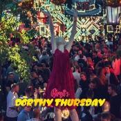 Birgit´s Dörty Thursday (House, Techno, 80s 90s, Pop & Hip Hop)