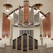 Orgel-Wunschkonzert in der kreuzkirche Wandsbek