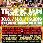 Tropic Jam - Festival V2.0