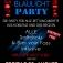 Blaulicht Party - Bier & Soft frei - Eintritt frei