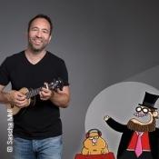 Piero Masztalerz - Live Cartoon Show