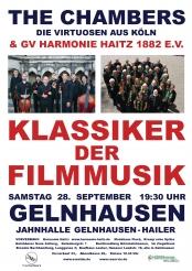 The Chambers & GV Harmonie Haitz 1882