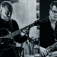Albin Vesterberg & Vincent Dombrowski bei der KWH JazzStage