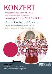 Ripon Cathedral Choir