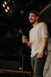 Serkan Ates-Stein - Late-Night-Comedy im Wirtzhaus