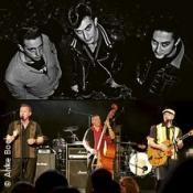 Rockabilly Live-Konzert: The Spunyboys Razzle Dazzle