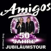 Amigos 50 Jahre Jubiläumstour