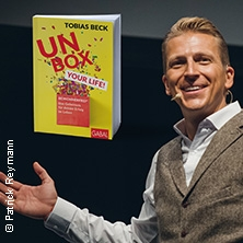 Tobias Beck - Unbox Your Life!