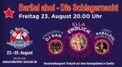 Hafenfest ahoi - Die Schlagerparty !!!