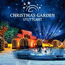 Christmas Garden Stuttgart