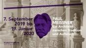 Paul Meissner. Ein Architekt Zwischen Tradition Un