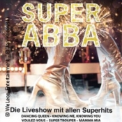 Super Abba - The Abba Tribute Show