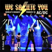 We Salute You - Worlds Biggest Tribute To Ac/Dc Special Guest: Mandowar