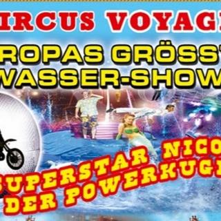 Circus Voyage in Rostock