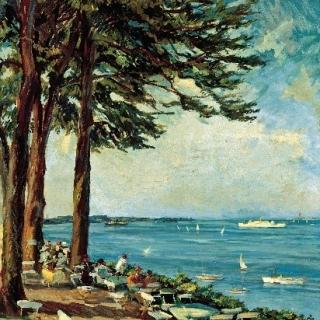 Sommer an der Förde - Landschaften und Stadtansichten aus der Sammlung des Kieler Stadtmuseums