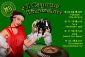 Al Capone Dinner- und Erlebnisshow - Razzia im Chicago Casino Nightclub