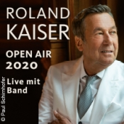 Roland Kaiser - Open Air 2020 - Live mit Band