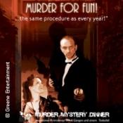 Murder Mystery Dinner: Murder For Fun - Inkl. 4-gänge-menü