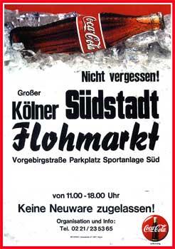 Kölner Südstadt Flohmarkt