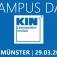 KIN-Campus-Day. Create your career - Karriere beginnt am KIN!