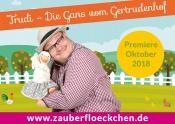 """Kindertheater Zauberflöckchen """"Trudi - Die Gans vom Gertrudenhof"""""""