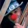 Clown ZACK im Weihnachtstrubel