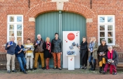 30 Jahre Worpsweder Kunsthandwerkermarkt