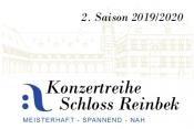 Konzertreihe Schloss Reinbek Saison 2019 / 2020
