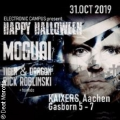 Moguai - Happy Halloween