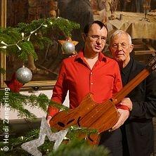 Rolf Becker und Frank Fröhlich