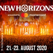 Loyal Traveller 3 Day Pass Camping - New Horizons Festival