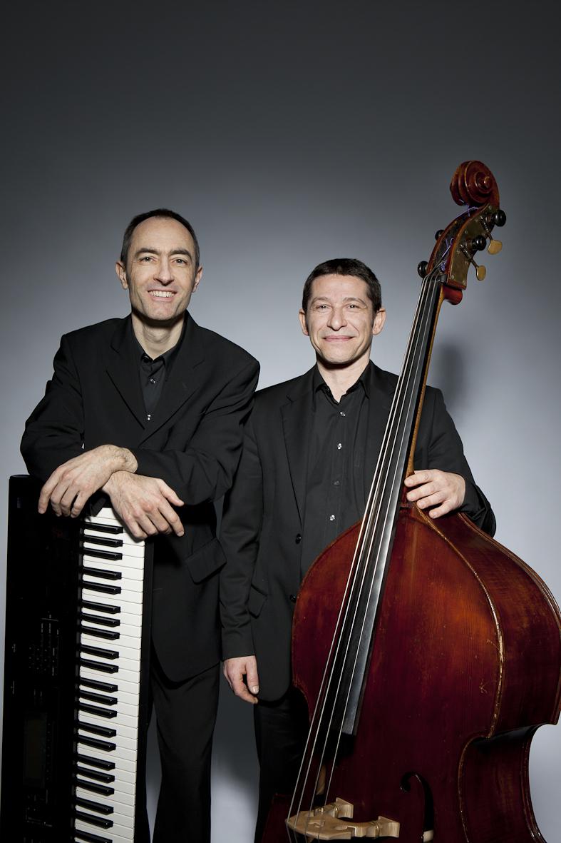 Live Musik in der Campus-Bar - Duo mit Michael Alf
