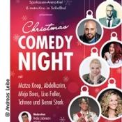 Christmas Comedy Night - Christmas Buffet