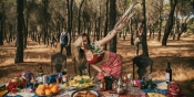 "Jenny And The Mexicats - ""Fiesta Ancestral"" Tour 2019 - Köln"