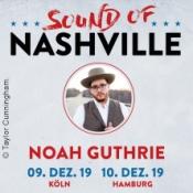 Sound of Nashville: Noah Guthrie & special guest