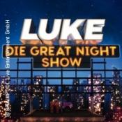 Tv-aufzeichnung: Luke! Die Greatnightshow