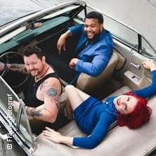 Blues Caravan feat. Jeremiah Johnson, Ryan Perry & Whitney Shay
