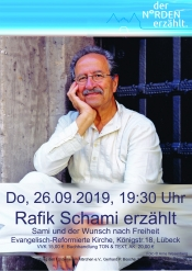 Rafik Schami .Sami und der Wunsch nach Freiheit