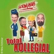 Springmaus Improvisationstheater - Total kollegial