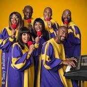 The Glory Gospel Singers (Usa) - Merry Christmas... Eine Amerikanische Weihnacht