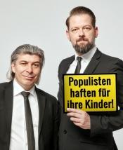"""Onkel Fisch """"Populisten Haften Für Ihre Kinder"""""""