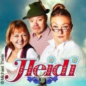 Heidi - Geißen, Gipfel, Sensationen